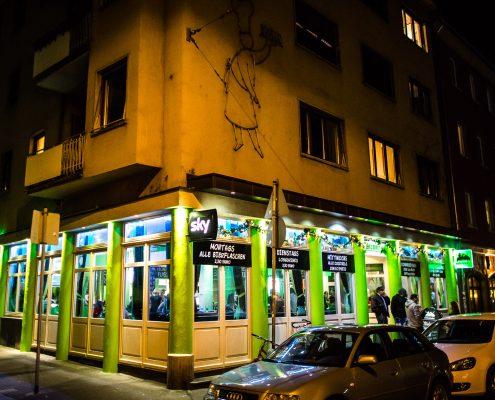 Wurzburg Wohnzimmer Bar